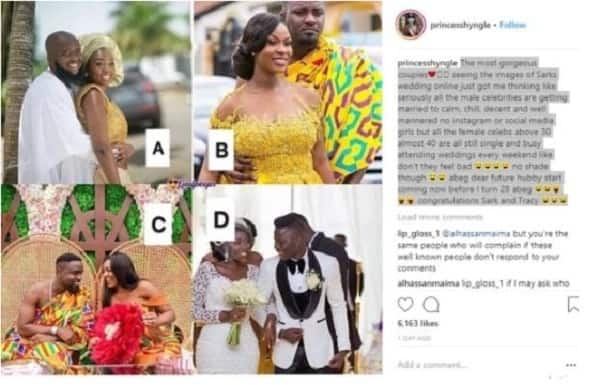 Gambian actress trolls female celebs who are above 30 and single