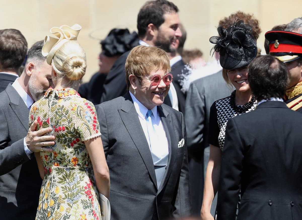Guests on Meghan Markle and Prince Harry wedding