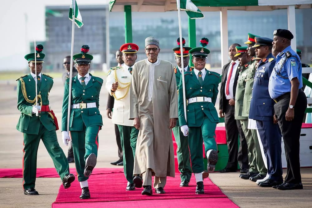 Secession: IPOB Like a Dot in a Circle, Has Nowhere To Go, Buhari Declares