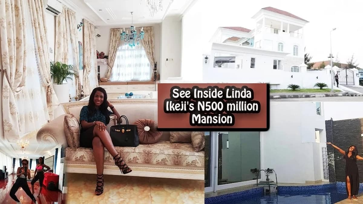 Nigerian celebrities and their houses ▷ Legit ng
