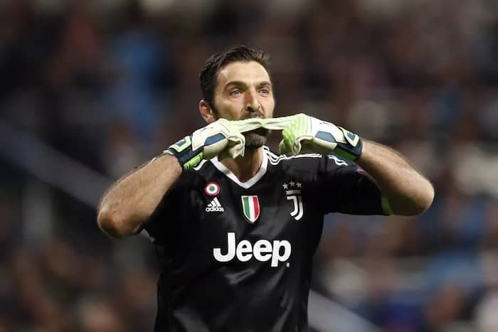 3c34b4d8476 PSG confirm the arrival of Gianluigi Buffon from Juventus on free transfer  ▷ Legit.ng