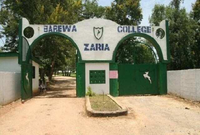 The legendary Barewa college, Zaria