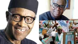 Unless there is a volcano and we all die, Buhari will win in 2019 - DG of Voice of Nigeria