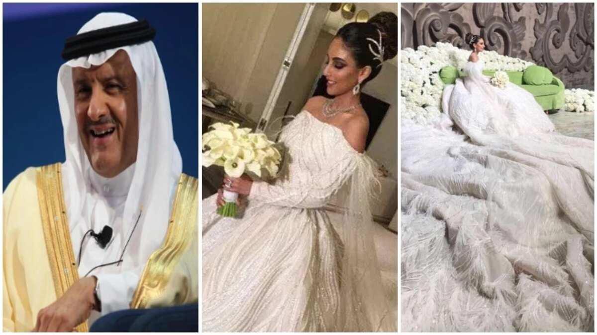 68 Year Old Saudi Prince Weds 25 Year Old Lady After Paying 50m Dollars As Bride Price Photos Legit Ng