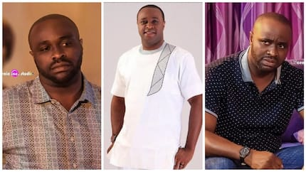 Nollywood actor wears a new look, becomes 100 degrees hotter (photos)