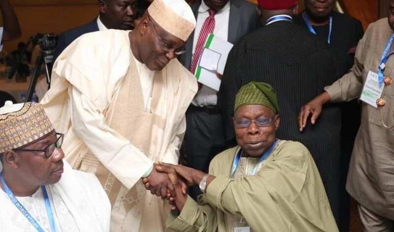 Abinda Obasanjo ya fada min cikin sirri kafin ya goyi baya na - Atiku