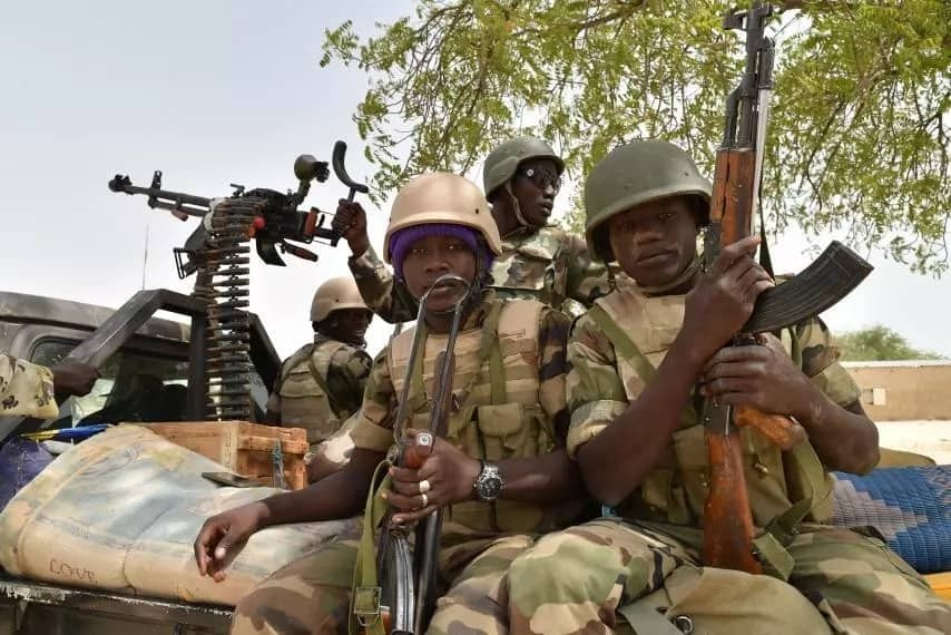 Join Nigerian Army in 2018