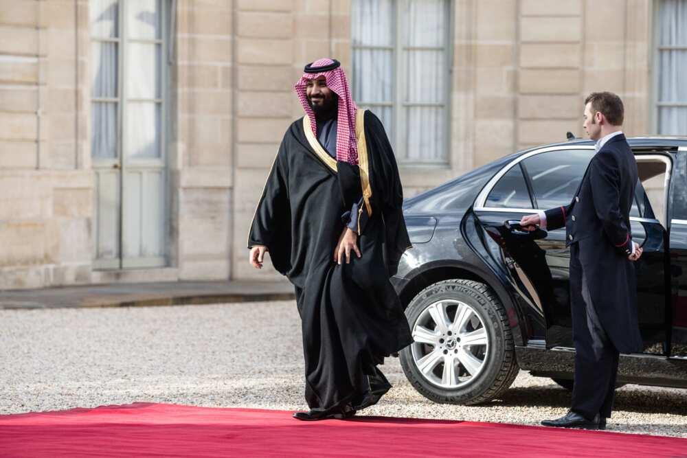 Sarkin Saudiyya, Salma 'Dan Abdulaziz ya na kwance a gadon asibiti