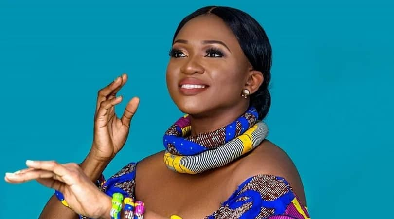Waje recounts how she battled depression, details how she bent her phone backwards with her bare hands out of anger