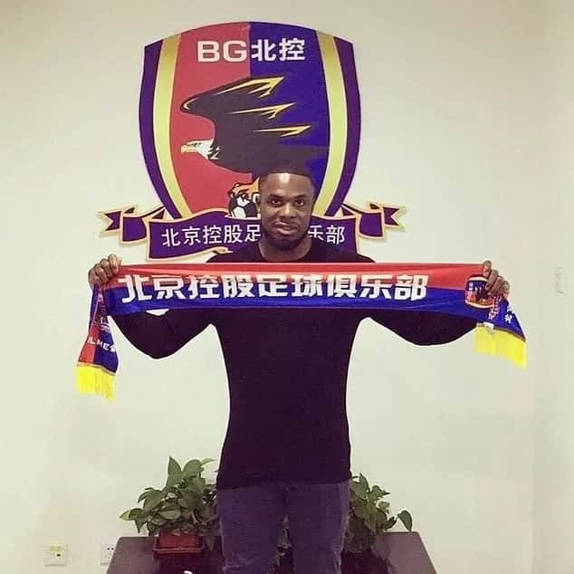 Anichebe drags his Chinese club to FIFA over match-fixing claims