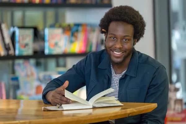 Meet Caleb Femi, London's first young people's Laureate