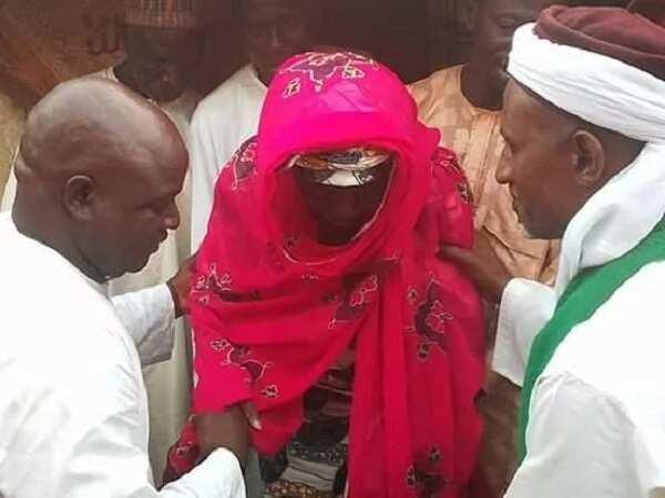 Tsohuwa mai shekara 100 ta musulunta a Abuja