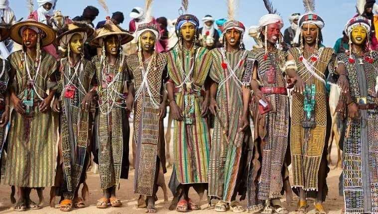 What are Fulani states in Nigeria