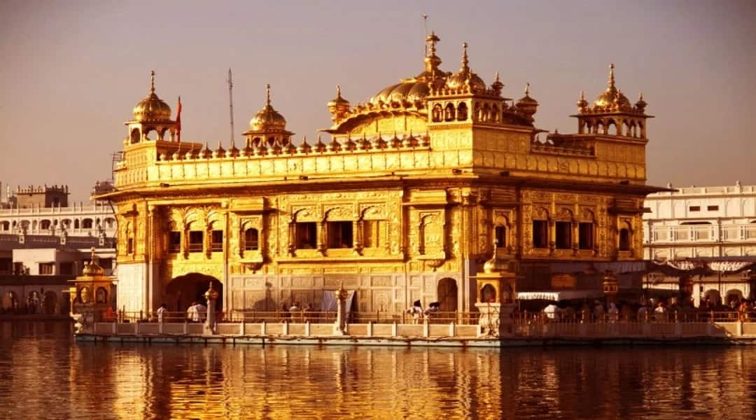 Golden in architecture