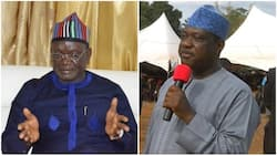 Real trouble begins for Ortom as EFCC, ICPC asked to go after him