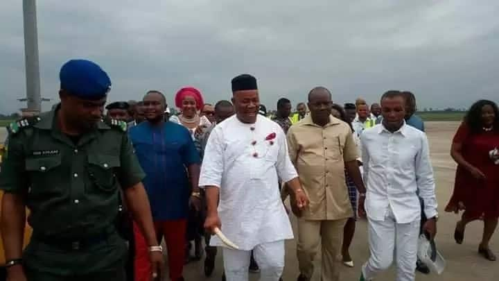 List of high profile PDP members allegedly joining Akpabio to decamp to APC tomorrow