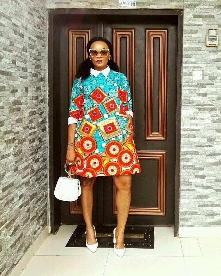 Nigerian fashionista