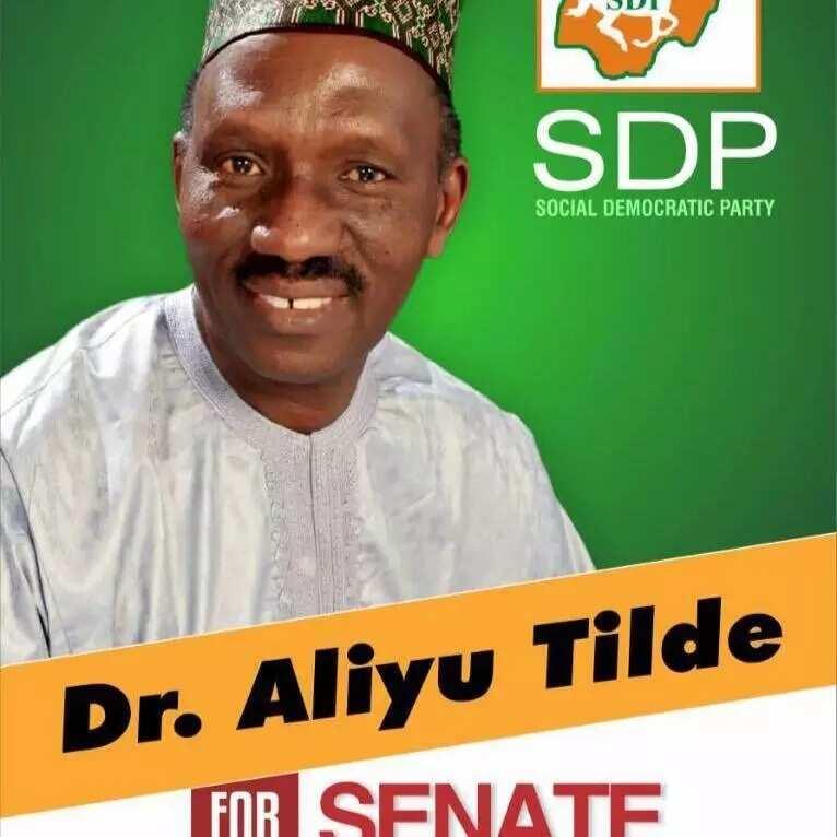 Ba arziki zan tafi nema a Majalisar Dattawa ba – Dr. Aliyu Tilde