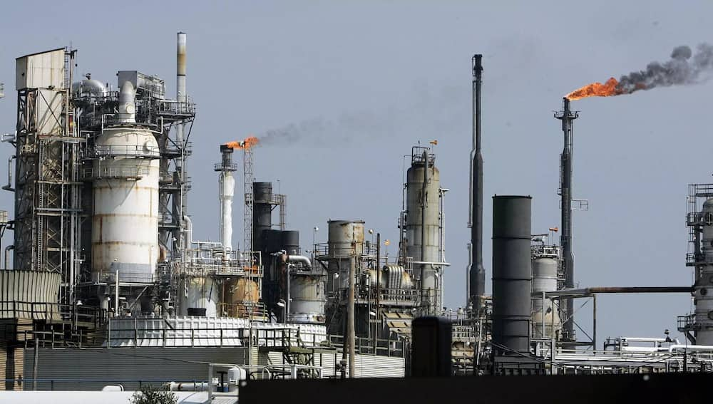 Crude oil in Nigeria Economy