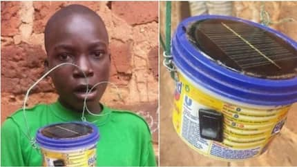 Meet the talented young lad who provides electricity the local way