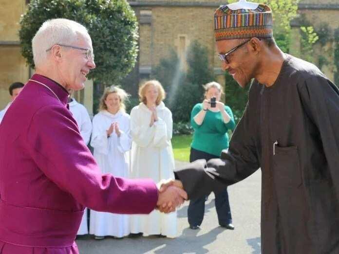 Zaben 2019: Limamin Birtaniyya yayi wa Buhari alkawarin addu'a samun sa'a