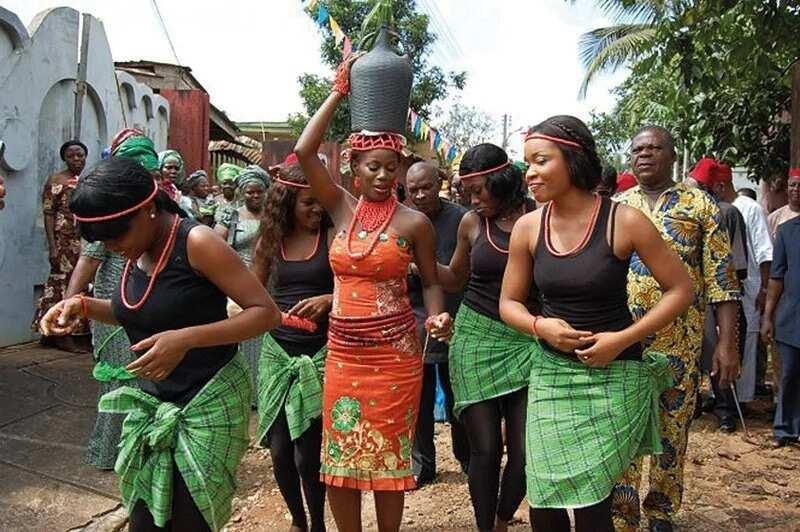 origin of polygamy in nigeria