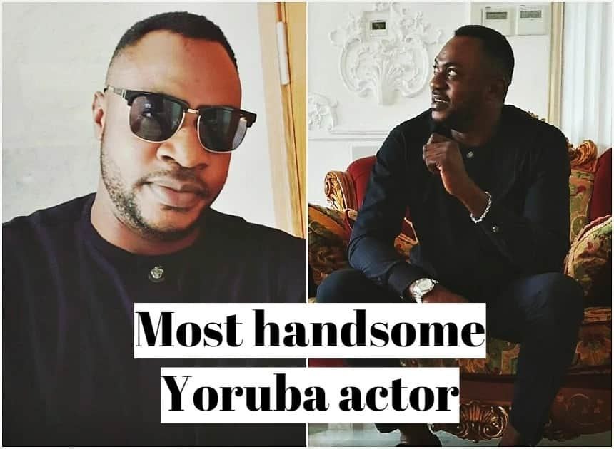 Most handsome Yoruba actor - Top 10 ▷ Legit ng