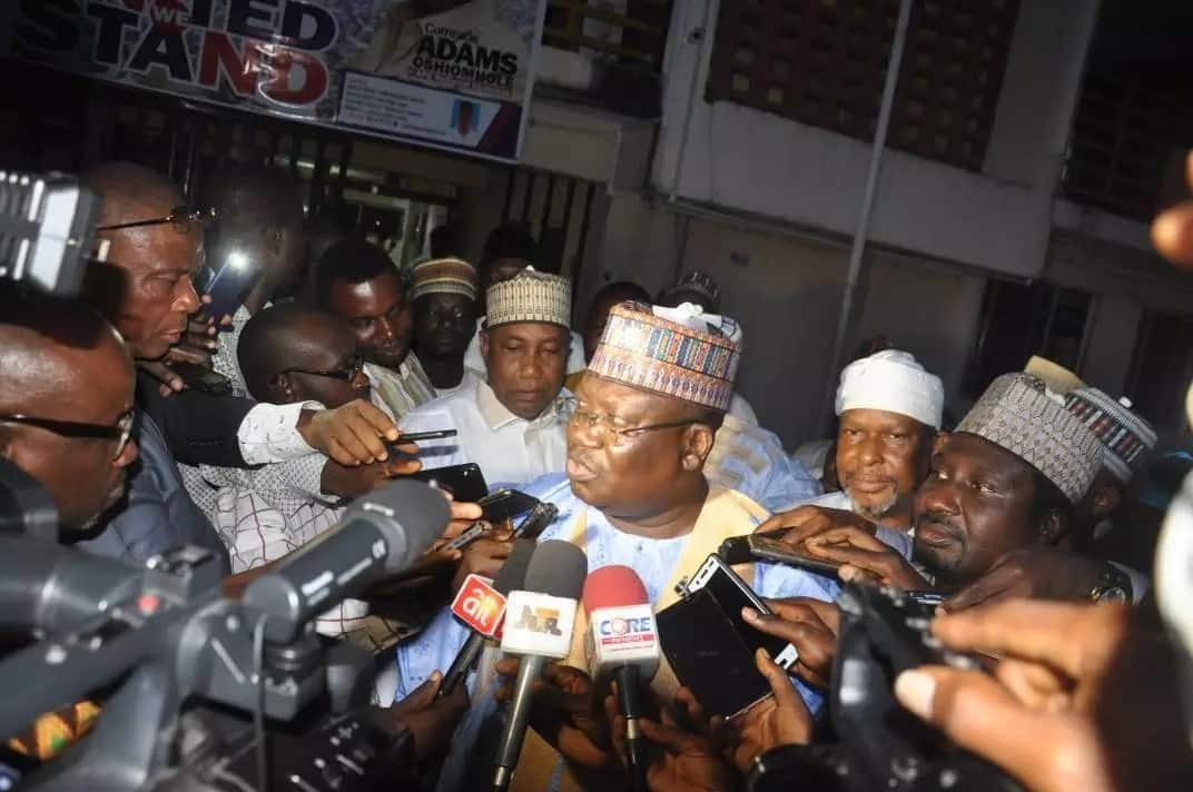 APC remains majority party in the Senate with 53 lawmakers - Lawan (Full list)