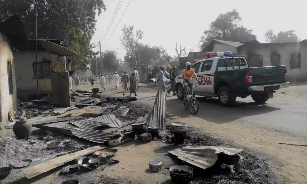Heavy gun battle between army and Boko Haram in Maiduguri