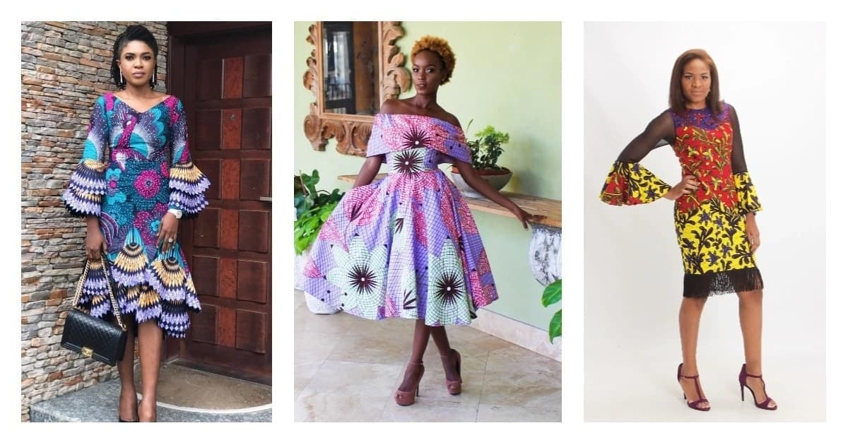 Best Short Ankara Dresses For Weddings Legit.ng
