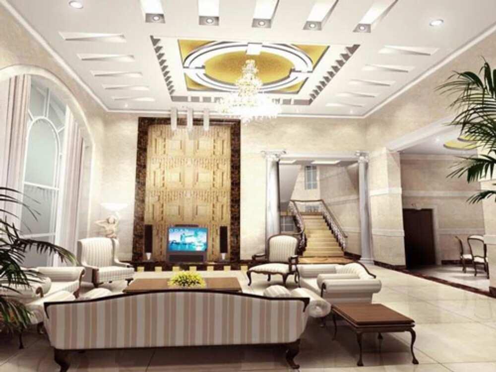 Best POP designs for living room