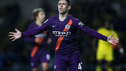 Jubilation at Etihad as Man City youngster pens new 6-year deal worth £30,000 a week