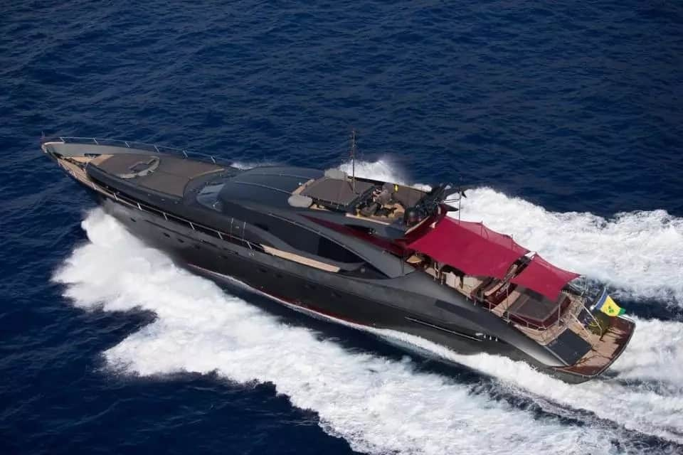 Meet 5 super rich footballers that owns exotic private yatch