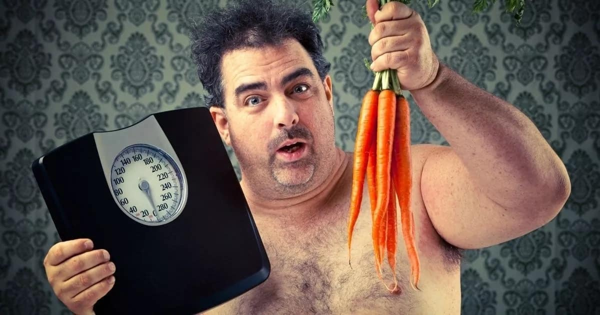 Weight loss and carrots
