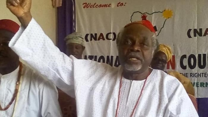 Despite losing election multiple times since 2003, Olapade Agoro emerges presidential candidate ahead of 2019
