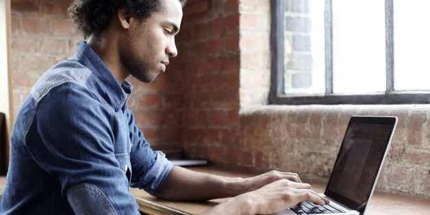 formatting a laptop