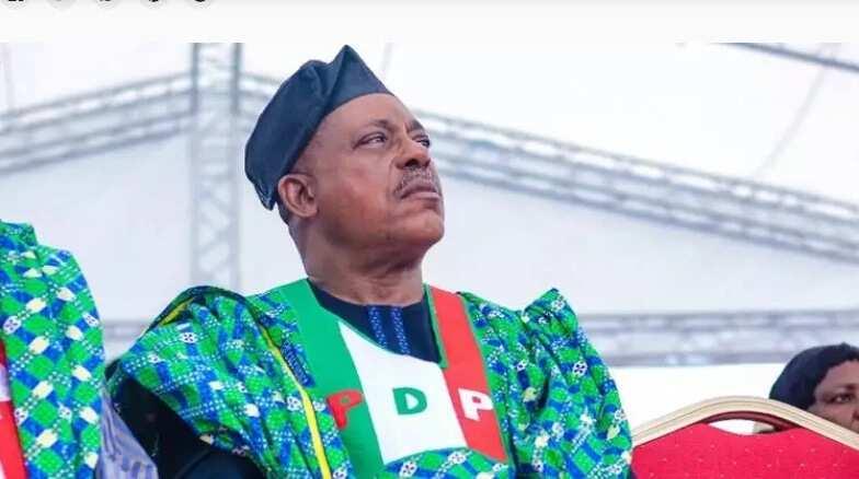 2019: Secondus da wasu jiga-jigan PDP zasu gana da Obasanjo