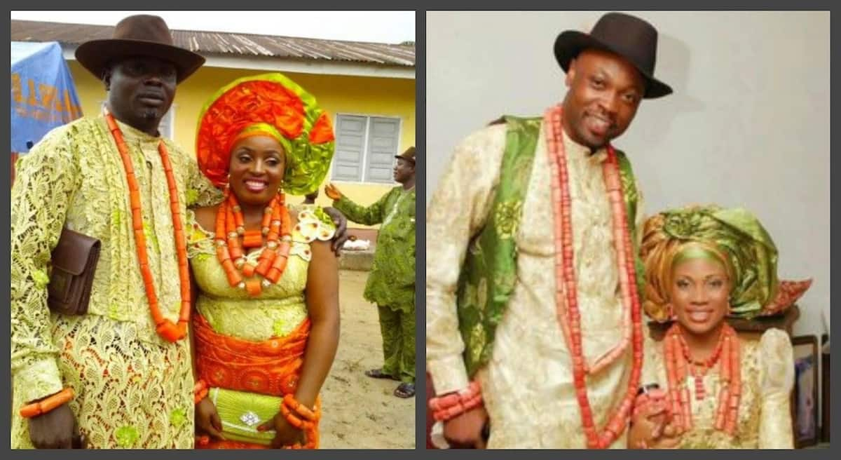 Traditional marriage attire in Delta State ▷ Legit ng