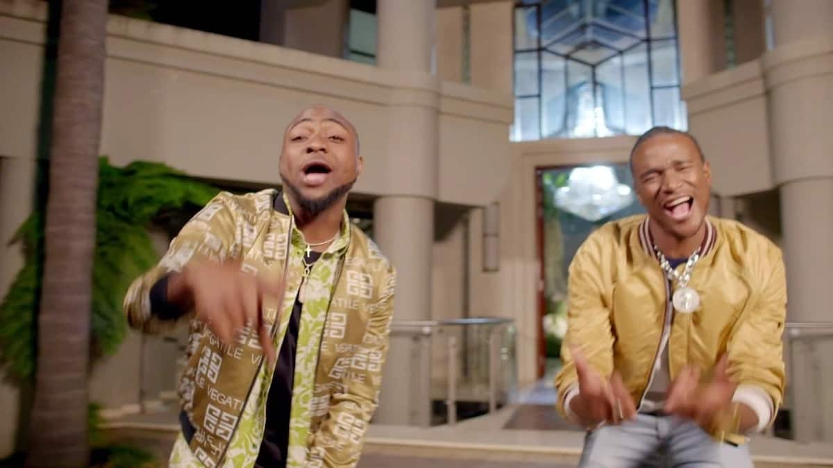 Before Davido's career, music in Nigeria was not so expressive