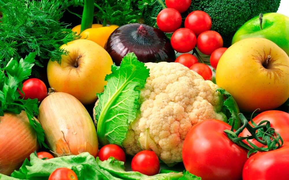 Vegetables for ovulation stimulation