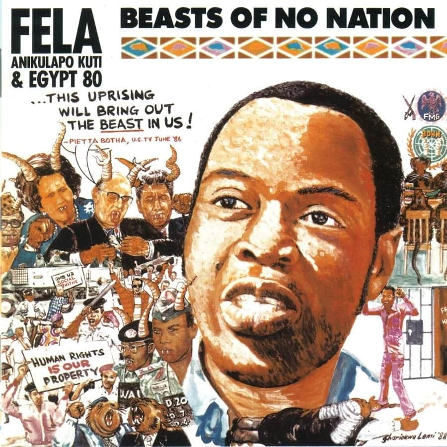 21 years after his death, reminiscing on Fela's most controversial songs