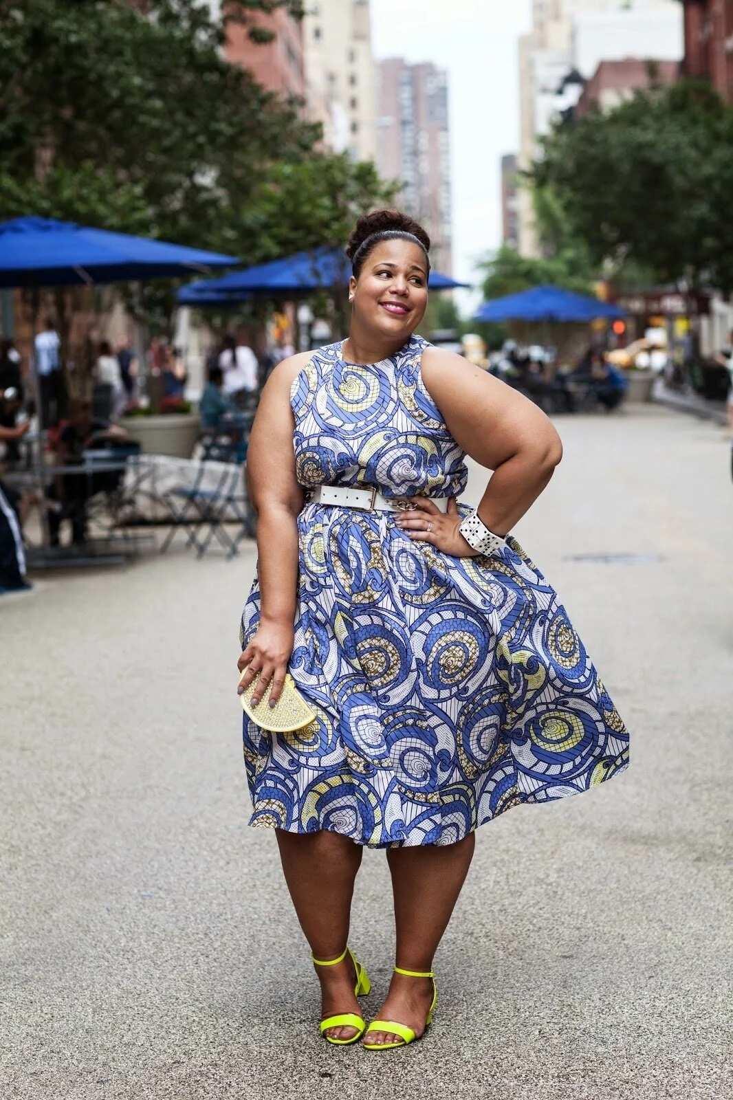 ddd65089d37 Ankara dresses for plus size ladies ▷ Legit.ng
