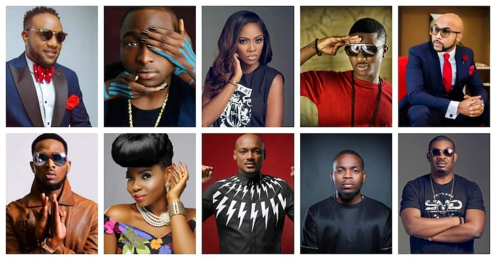 Who is the most popular musician in Nigeria?