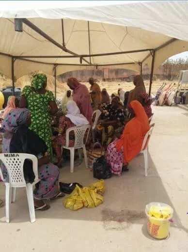 Kin sabawa tarbiyyar Fulani – Matan Adamawa ga Aisha Buhari