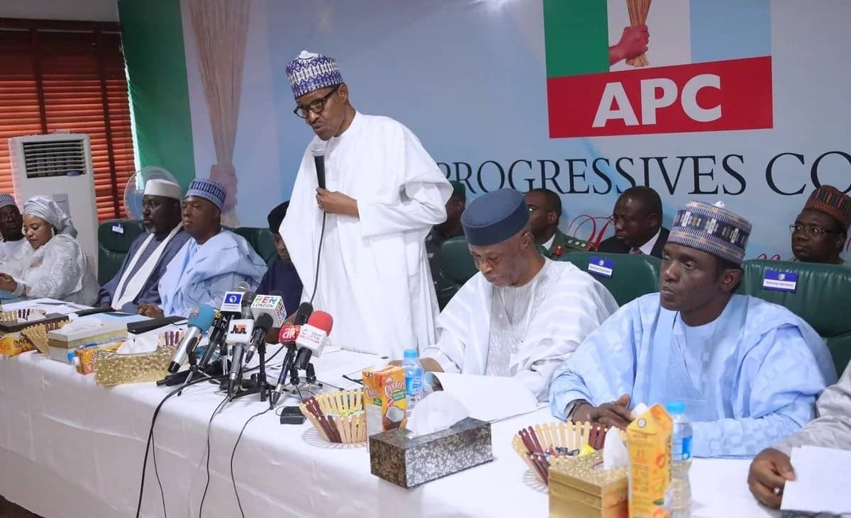 Why I am running for second term - Buhari