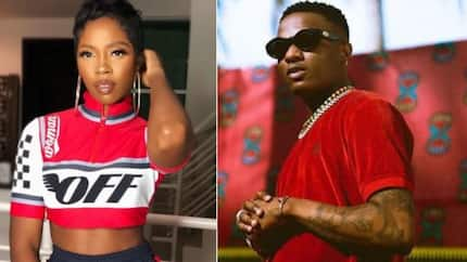 Best friends till the end - Tiwa Savage finally talks about her sensational role in Wizkid's Fever, he reacts