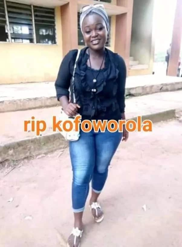 300 level undergraduate crushed to death by a truck in Ogun state (photos)