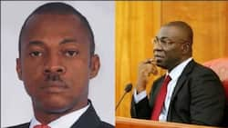 Defection to APC: Ekweremadu deals ex-governor Chime dirty blow