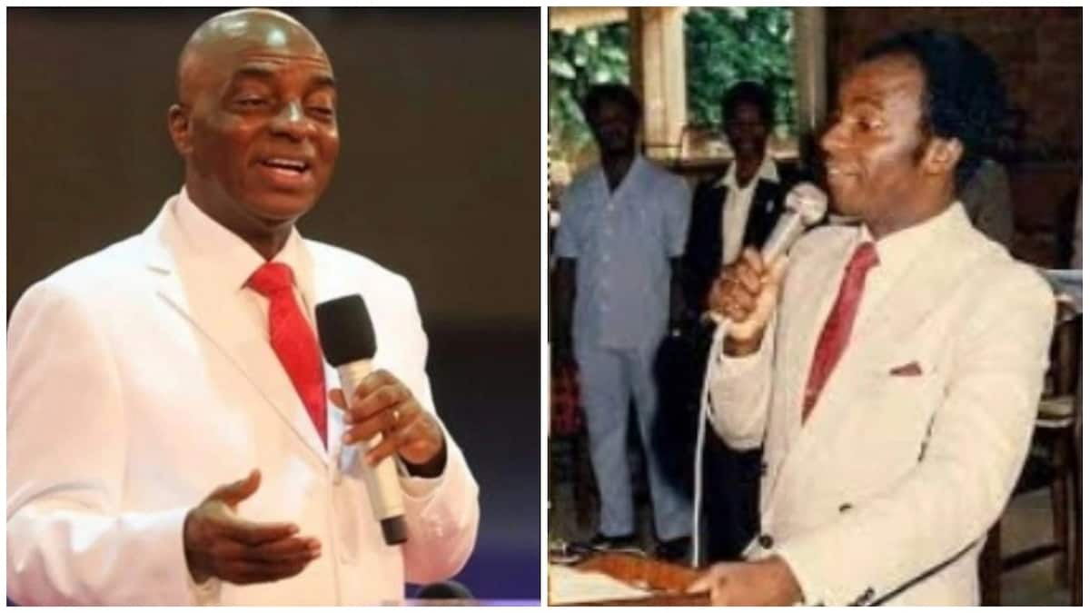X throwback photos of Bishop David Oyedepo to celebrate his 64th birthday