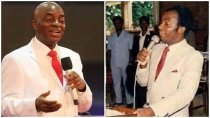8 inspiring throwback photos of Bishop Oyedepo as he turns 64